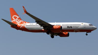 UR-SQG - Boeing 737-8Z0 - SkyUp Airlines