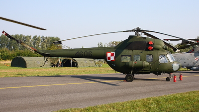 4606 - PZL-Swidnik Mi-2 Hoplite - Poland - Air Force