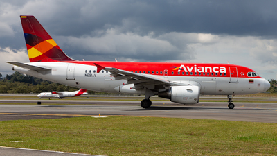 N691AV - Airbus A319-115 - Avianca