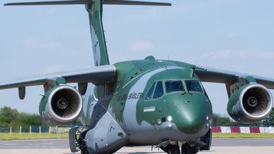 PT-ZNX - Embraer KC-390 - Embraer
