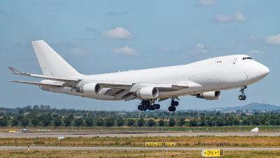A picture of N713CK - Boeing 7474B5(F) - Kalitta Air - © Markus Straub