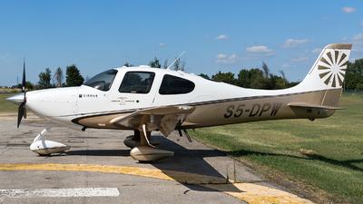 S5-DPW - Cirrus SR22-GTSx Turbo - Private