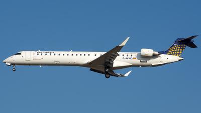 D-ACNQ - Bombardier CRJ-900LR - Eurowings
