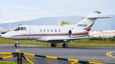 N951DP - Hawker Beechcraft 800XP - Private