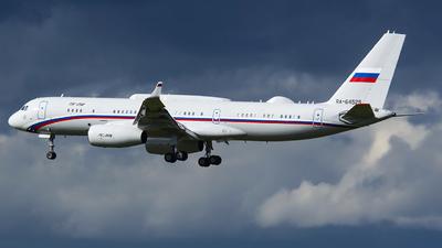 RA-64529 - Tupolev Tu-214PU - Russia - Air Force
