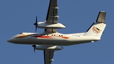A picture of CFCLS - De Havilland Canada Dash 8100 - Air Creebec - © TOMBARELLI FEDERICO