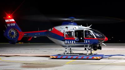 OE-BXB - Eurocopter EC 135P2 - Austria - Police