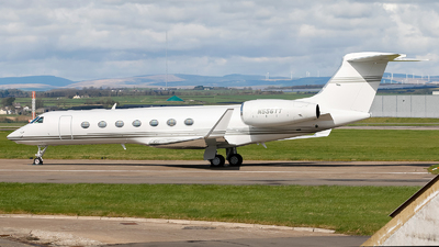N556TT - Gulfstream G550 - Private