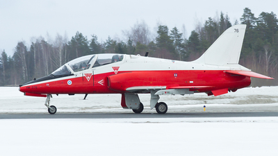 HW-376 - British Aerospace Hawk Mk.66 - Finland - Air Force