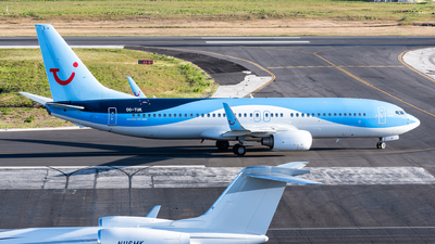 A picture of OOTUK - Boeing 73786J - TUI fly - © Lima__fox
