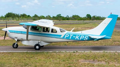 PT-KPS - Cessna U206F Stationair - Private