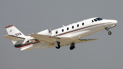 CS-DXK - Cessna 560XL Citation XLS - Private