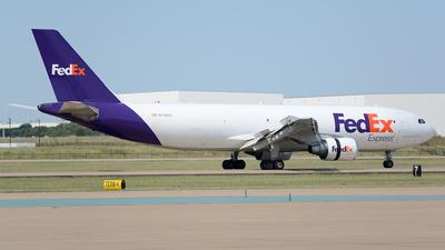 A picture of N744FD - Airbus A300B4622R(F) - FedEx - © Siddarth Bhandary