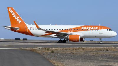 HB-JXR - Airbus A320-214 - easyJet Switzerland