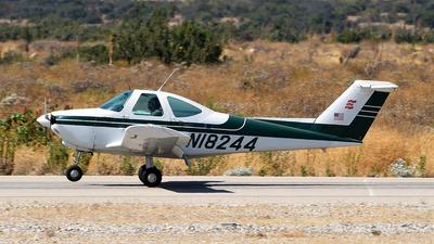 N18244 - Beechcraft 77 Skipper - Private