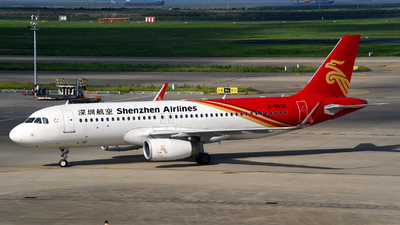B-8632 - Airbus A320-232 - Shenzhen Airlines
