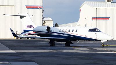 N116PJ - Bombardier Learjet 45 - Private