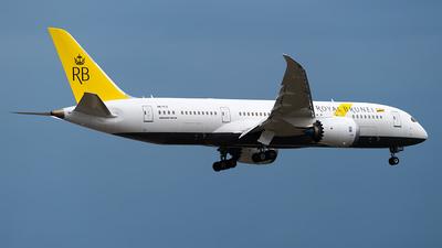 V8-DLE - Boeing 787-8 Dreamliner - Royal Brunei Airlines