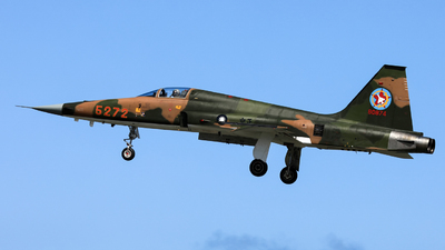 5272 - Northrop F-5E Tiger II - Taiwan - Air Force