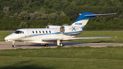 A picture of N864MM - Cessna 750 Citation X - [7500071] - © steve