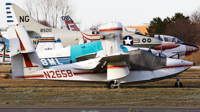 N265B - Colonial C-1 Skimmer - Private