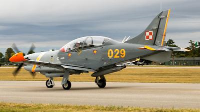 03940029 - PZL-Okecie PZL-130TC-2 Turbo Orlik  - Poland - Air Force