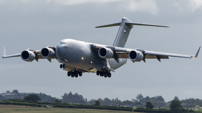 1228 - Boeing C-17A Globemaster III - United Arab Emirates - Air Force
