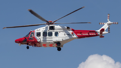 G-MCGW - Agusta-Westland AW-189 - United Kingdom - Coast Guard