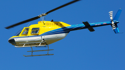 VH-ZZY - Bell 206B JetRanger II - Private