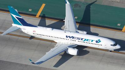 C-GJLS - Boeing 737-8CT - WestJet Airlines