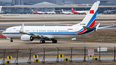 B-4082 - Boeing 737-89L - China - Air Force