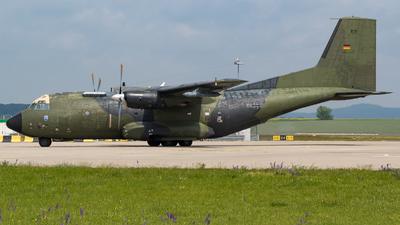 50-88 - Transall C-160D - Germany - Air Force