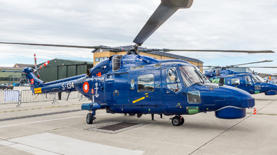S-134 - Westland Super Lynx Mk.90B - Denmark - Air Force