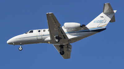 N108CJ - Cessna 525 Citation CJ1 - Private