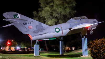 55-2211 - Shenyang FT-5 - Pakistan - Air Force