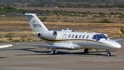 N27VQ - Cessna 525 Citation CJ2 - Private
