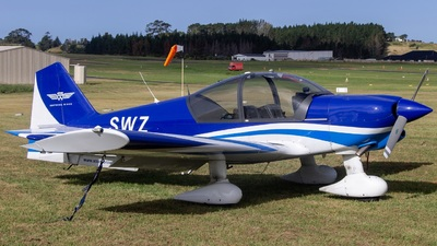 ZK-SWZ - Alpha Aviation R2160  - Southern Wings