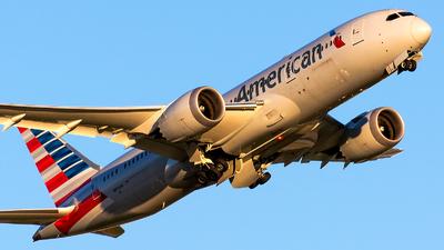 N813AN - Boeing 787-8 Dreamliner - American Airlines
