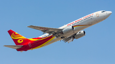 B-5089 - Boeing 737-883 - Hainan Airlines