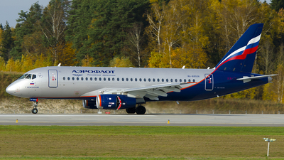 RA-89026 - Sukhoi Superjet 100-95B - Aeroflot