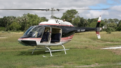 A2-HAP - Bell 206B JetRanger III - Private