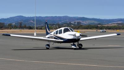 N4444E - Piper PA-28-181 Archer - Private