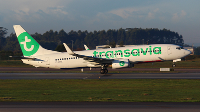 A picture of FHTVL - Boeing 73784P - Transavia - © António Jorge Oliveira