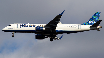N309JB - Embraer 190-100IGW - jetBlue Airways
