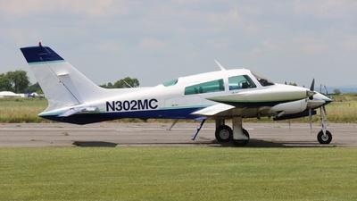 N302MC - Cessna 310Q - Private