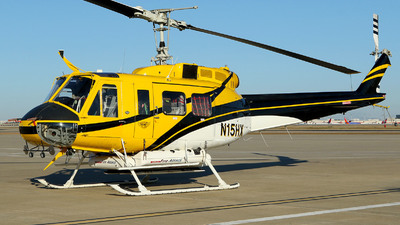 N15HX - Bell 205A-1 - Helicopter Express