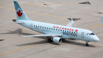 C-FXJC - Embraer 170-200SU - Air Canada Express (Sky Regional Airlines)