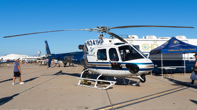 A picture of N341HP - Airbus Helicopters H125 - [3407] - © Christopher Ong