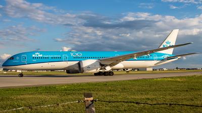 PH-BHH - Boeing 787-9 Dreamliner - KLM Royal Dutch Airlines