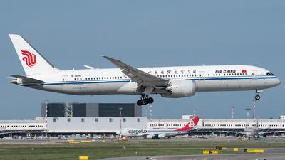 B-7898 - Boeing 787-9 Dreamliner - Air China